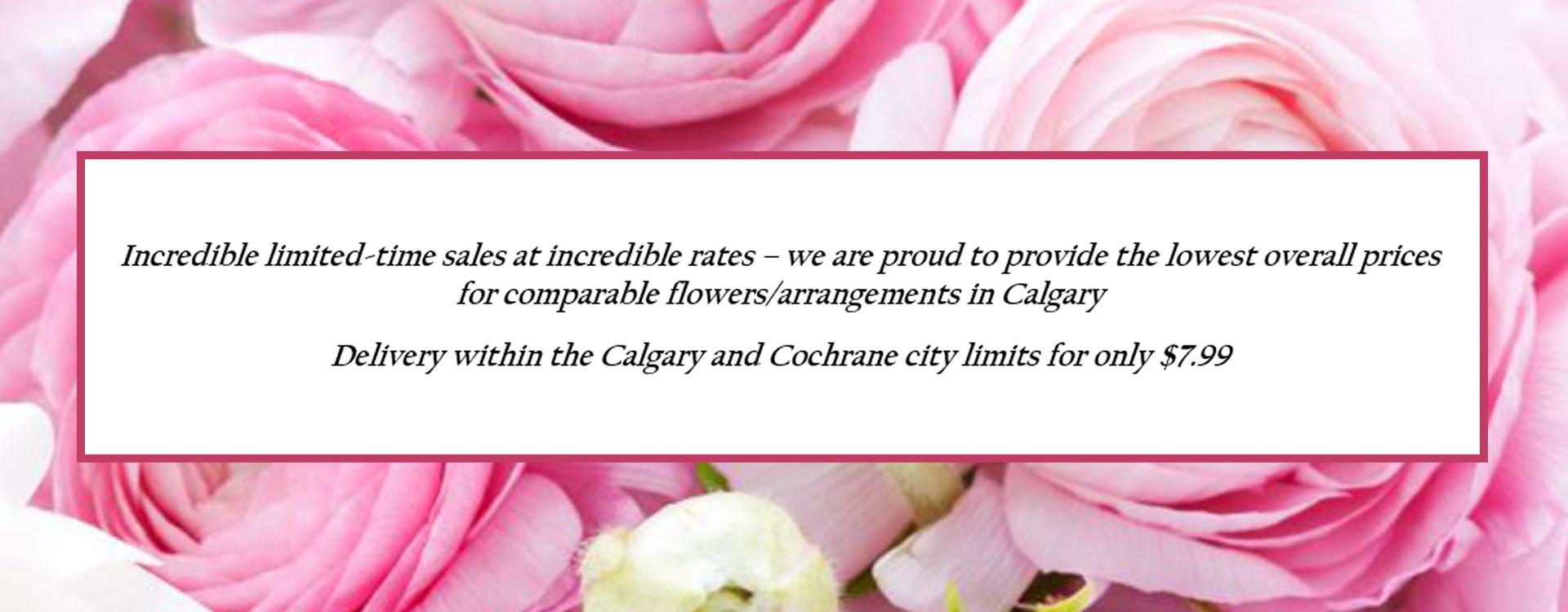 Flower Delivery Calgary Alberta